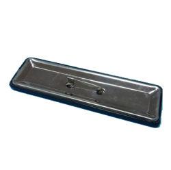 Organisation de la sécurité de l'étain Badge rectangulaire