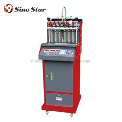 Testeur d'auto-injecteur de carburant et de nettoyant injecteur de carburant électroniques/testeur (SS-C06)