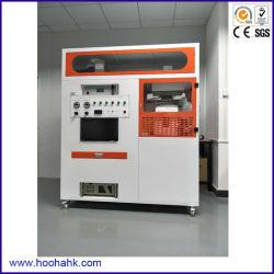 Apparecchiatura di collaudo di infiammabilità di tasso di scarico di calore del calorimetro del cono di ASTM E1474