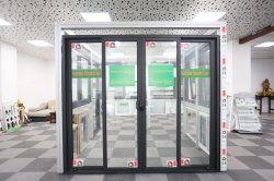 Het Behoud van de energie en de Schuifdeur van het Aluminium van de Milieubescherming
