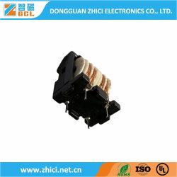 De modo común horizontal ahogar el inductor Uu10.5 Uu9.8 Core Filtro de línea para la lámpara fluorescente compacta