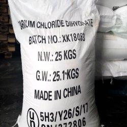 Cloruro de bario dihidratado en alta pureza del Joyieng limitada de productos químicos