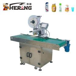 英雄のブランド2の側面の機械装置の目薬の容器の蜂蜜の小さいライターのPharmaのびんの分類機械