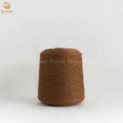 2/48nm 60%20%Coton Viscose nylon 15%5%Cashmere fils superposée en couleurs de chameaux