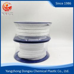 La fibra de vidrio PTFE cargado de embalaje de la glándula trenzada de F4