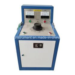 Générateur de courant élevé Primaire Testeur d'injection