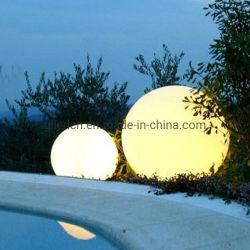 卸し売り屋外の防水浮遊プールLEDは球RGBの白熱プールの球をつける