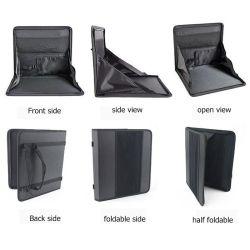 Складывание заднего сиденья авто в таблице данные органайзера лоток Bag поездки Автомобильный держатель для портативных компьютеров