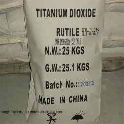 Het directe Rutiel van het Dioxyde van het Titanium van de Methode met Grote Prijs