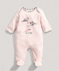 Мода 100% хлопок детский одежды Cute новорожденный ребенок Bodysuit Romper для новой конструкции