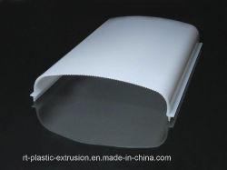Lampe LED d'extrusion de plastique de l'ombre