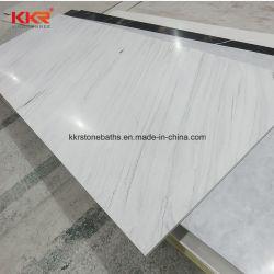 Pietra di superficie solida acrilica del materiale da costruzione 12mm~30mm Corian Artificail