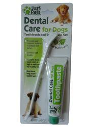 Denti enzimatici naturali professionali del cane/gatto dell'OEM i migliori che puliscono il dentifricio in pasta dell'animale domestico con il Toothbrush, Pet il kit 2018 di cura dentale