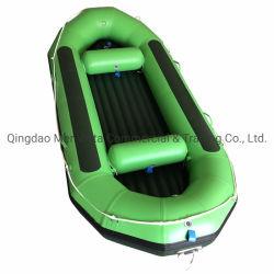 Almofada insuflável de PVC barco de borracha Rafting Boat