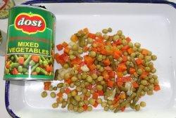 заводская цена консервированные овощи смеси со свежим вкусом