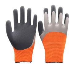Guanti di funzionamento bianchi del driver di riparazione automatica dei guanti del cotone del fornitore del lavoro del filato cinese di protezione