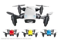 RC вертолет складные RC Quadcopter мини-Drone пульт дистанционного управления игрушки с камеры HD S9