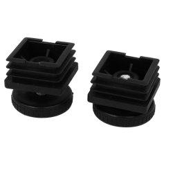 Резиновые силиконовые пластмассовой мебели нажмите в футах регулируемый механизм выравнивания вкрутите винт трубки вставьте регулируемые педали выравнивания Glide