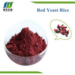 CAS第2516-68-7の自然な食糧カラリング粉の赤いイースト米 (RYRP)
