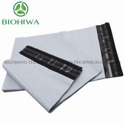 Gastos de envío impreso personalizado de sellado automático bolsas biodegradables correo Poli Mailers