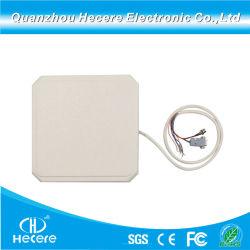 アクセス制御のための9dBiアンテナ長距離10メートルRFIDの読取装置UHF統合されたRFIDの読取装置