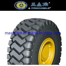 RiadialのダンプトラックAtdの地球の発動機の車輪のローダー17.5r25 20.5r25 23.5r25 26.5r25 29.5r25 18.00r25 24.00r35 E3/L3/E4/L5 OTRのタイヤの三角形のタイヤのためのバイアスタイヤのタイヤ