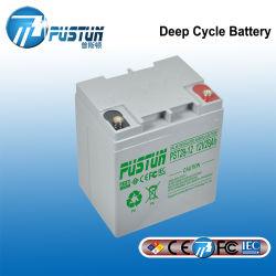 太陽使用のための深いサイクルのシールの鉛酸蓄電池12V24ah