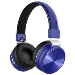 아주 새로운 디자인에 의하여 주문을 받아서 만들어지는 Bluetooths 헤드폰 무선 헤드폰 마이크