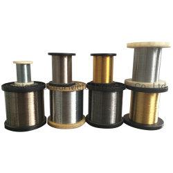 Pinsel-Stahldraht 0.1mm/0.12mm/0.15mm/0.2mm/0.25mm/0.28mm/0.3mm/0.45mm/0.52mm/0.6mm/0.8mm