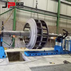 Industrielle Gebläseflügelrad Zentrifugal Gebläseflügelrad Auswuchtmaschine