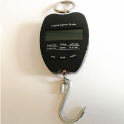Scalemini 수화물 무게를 달기 거는 휴대용 디지털