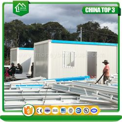 20FT Robustes mobiles Prefab Container Sandwich Modernes SIP Panel House