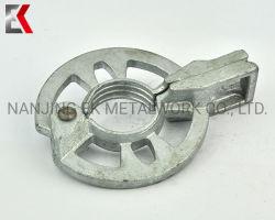 Gestell-Systems-passendes Absinken schmiedete ringsum Ringspanner-Koppler-Baugerüst Ringlock