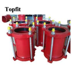 Accoppiamento universale della vasta gamma dei Di per l'accessorio per tubi di Di/St/PVC/AC/Ci/Gpr con En545/598 ISO2531