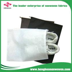 탄력 있는 처분할 수 있는 플라스틱 단화 부대 직물 PP 비 길쌈된 직물