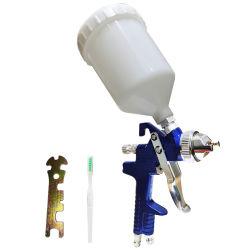 Het Spuitpistool van de Lucht van de Verf HVLP De Pijp van 1.7 mm