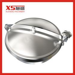 SS304 SS316L Circular de Aço Inoxidável ou tampa de inspeção de Pressão