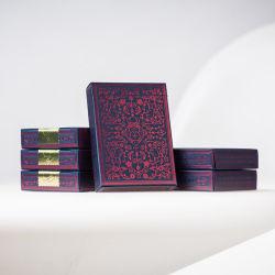 Kaarten van de Pook van speelkaarten de Nieuwe voor het Kaartspel van de Inzameling van de Tovenaar