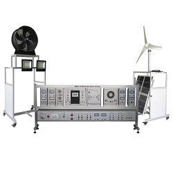 De nieuwe Apparatuur van het Onderwijs Equipmemt van de Beroepsopleiding van de Apparatuur van de Opleiding van het OnderwijsSysteem van de Energie Vernieuwbare