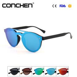 Gafas de sol lentes de sol de boda PC Europa Rimless gafas de sol