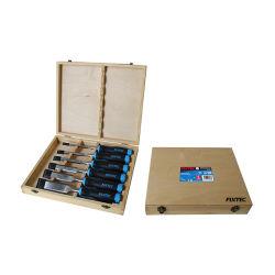 Ciseau à bois Fixtec 6PCS Set