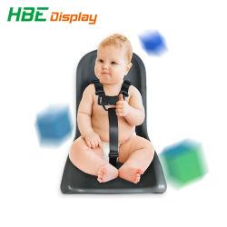 Carrinho de Compras de supermercado de plástico para bebé confortável banco com cinto de segurança