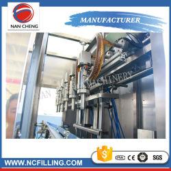 Geschäftsversicherungs-Lieferanten-automatische Sonnenblumenöl-Füllmaschine-Reis-Kleie