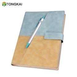 Diario de espiral Tongkai Organizador con hebilla magnética