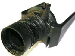 غطاء بلاستيكي لكاميرا HD، قطع، قالب حقن