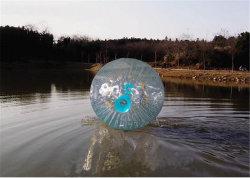 Vanace populaire des sports nautiques en plastique PVC Inflatable Zorb Ball