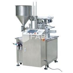 Высококачественный корпус из нержавеющей стали автоматическая чашки Filling-Sealing машины с жидким молоко сок
