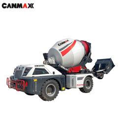 China Canmax Zelfloading betonmixer Cm3500 3cbm 3.5 CBM 4cbm betonmixer, Liebherr Mixer Truck Factory Price for Sale