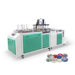 Ml600y automatische hydraulische Papierplatte/Filterglocke/Cup, das Maschine herstellt