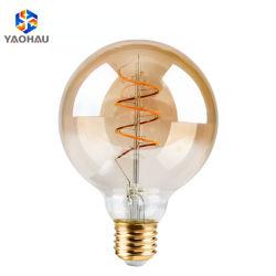 Verzieren der LED-4W Birnen-industrielle moderne Weinlese-Kugel-energiesparende Glühlampen Heizfadenedison-Schrauben-E27 niedrige Birne der Beleuchtung-warme weiße Farben-LED